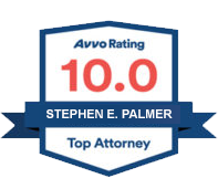 Avvo Rating 10.0 Stephen E. Palmer