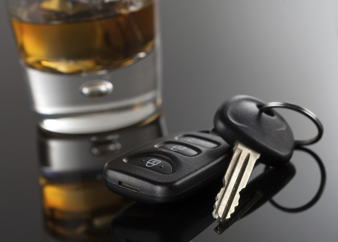 Drunk Driving Info - Keys and Drink